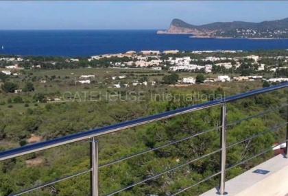 New built sea view house in Cala Conta_7