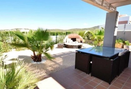 Detached house for sale in Cala Tarida_3