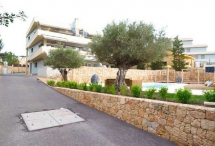 Modern apartment for sale in Cala Tarida_8