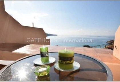 Penthouse apartment for sale in Cala Tarida_9