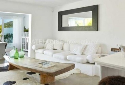 Sea view home for sale in Cala Vadella, Ibiza_10