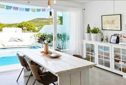 Sea view home for sale in Cala Vadella, Ibiza_2
