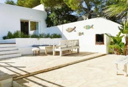 Sea view home for sale in Cala Vadella, Ibiza_3