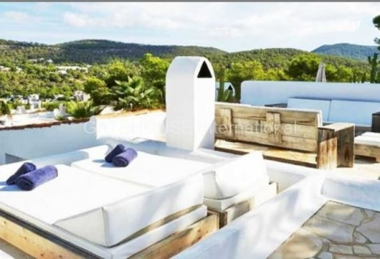 Sea view home for sale in Cala Vadella, Ibiza_7