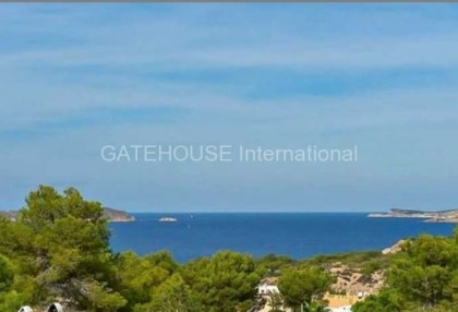 Sea view home for sale in Cala Vadella, Ibiza_9