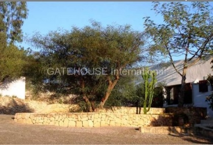 Two homes on a large plot in Es Cubells_10