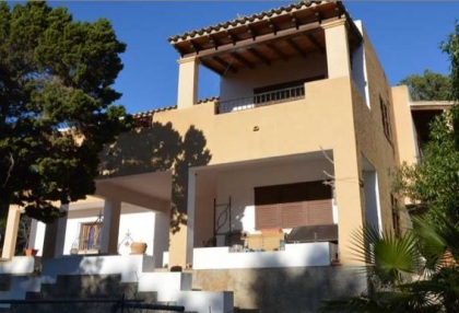Renovation project for sale in Es Cubells_5