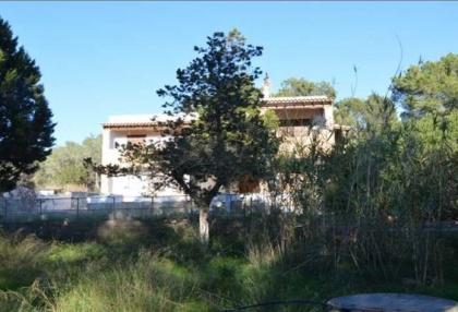 Renovation project for sale in Es Cubells_6