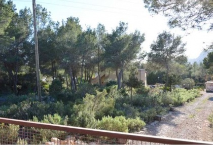 Renovation project for sale in Es Cubells_8