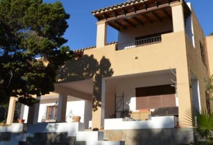 Renovation project for sale in Es Cubells_ss
