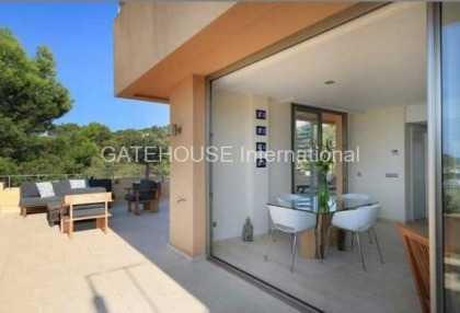 Sea view apartment for sale in Cala Carbo_1
