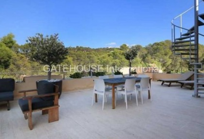 Sea view apartment for sale in Cala Carbo_2