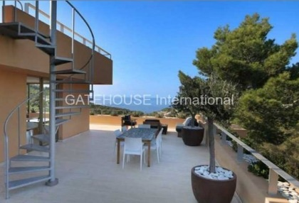 Sea view apartment for sale in Cala Carbo_4