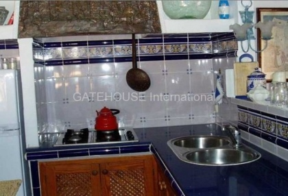 Detached home for sale in Cala Tarida divided into two units_10