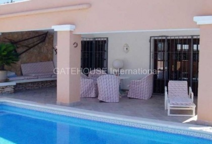 Detached home for sale in Cala Tarida divided into two units_3