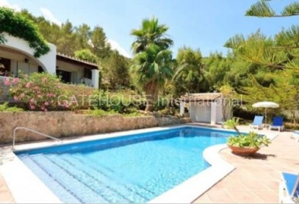 Traditional sea view villa for sale in San Agustin_1