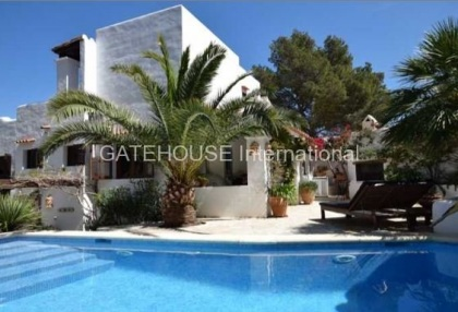 Apartment with second apartment and pool in Cala Vadella_1