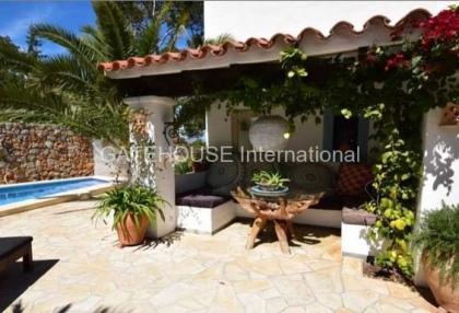 Apartment with second apartment and pool in Cala Vadella_2