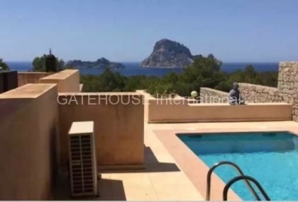 Apartment in Cala Carbo with views towards Es Vedra_3