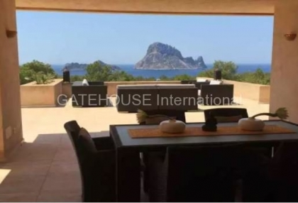 Apartment in Cala Carbo with views towards Es Vedra_7