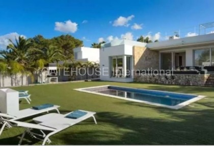 Modern house with tourist license in Port des Torrent_2