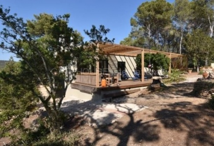 hilltop house for sale in Cala Vadella_1