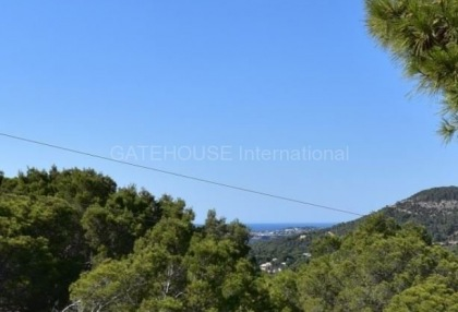 hilltop house for sale in Cala Vadella_7