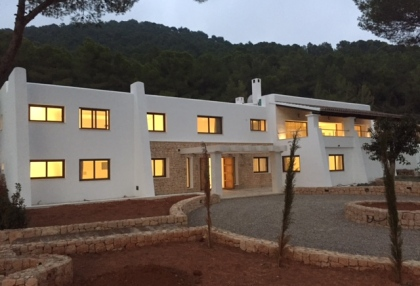 Large Ibiza house for sale with sunset views 1