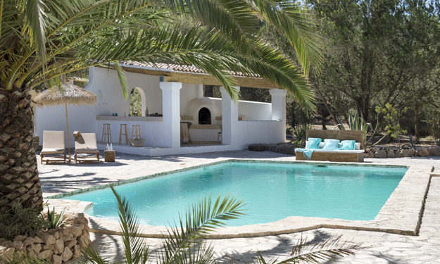 Modernised country home for sale benimussa san agustin for Ibiza country villas