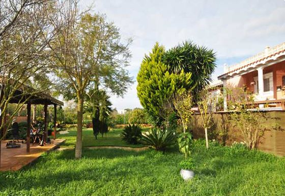 Detached villa with country views for sale in santa for Ibiza country villas