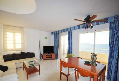Bargain bank repo San Jose penthouse apartment for sale 3 bedrooms sunsets sea views 6