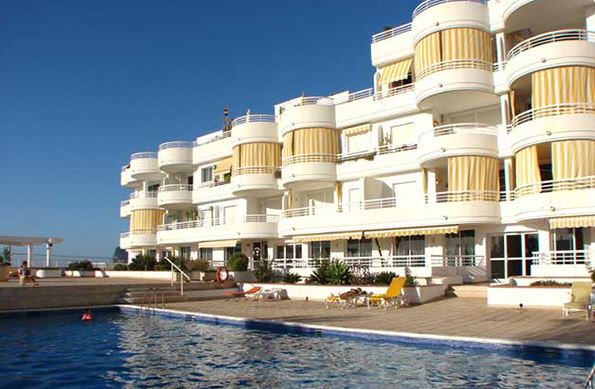 Seafront apartment for sale San Jose | Ibiza properties ...
