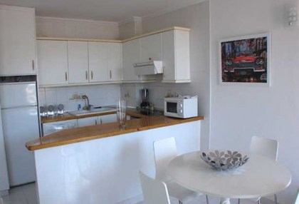 For Sale seafront apartment San Jose Ibiza fully furnished holiday rental 2