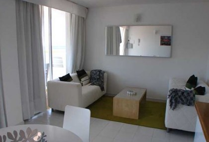 For Sale seafront apartment San Jose Ibiza fully furnished holiday rental 3