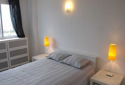 For Sale seafront apartment San Jose Ibiza fully furnished holiday rental 4