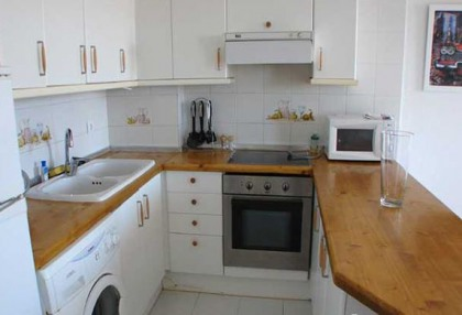 For Sale seafront apartment San Jose Ibiza fully furnished holiday rental 5