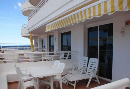 For Sale seafront apartment San Jose Ibiza fully furnished holiday rental 7