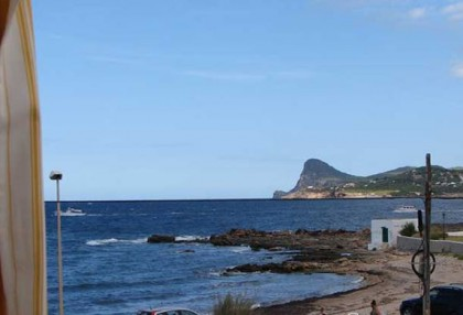 For Sale seafront apartment San Jose Ibiza fully furnished holiday rental 8