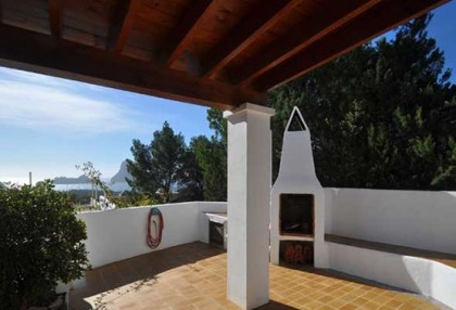 Townhouse with sea views for sale in San Jose, Ibiza_2
