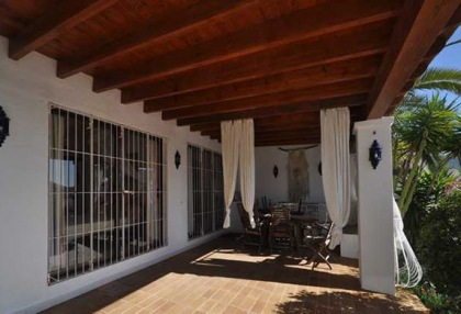 Townhouse with sea views for sale in San Jose, Ibiza_7