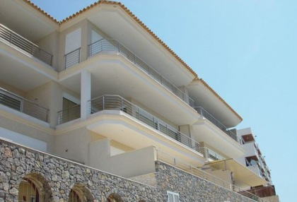 2 bedroom modern new build apartment for sale Ibiza Town front line sea views 3