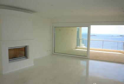 2 bedroom modern new build apartment for sale Ibiza Town front line sea views 5