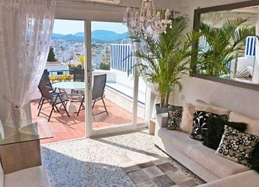 Two Bedroom Apartment In Small Complex In San Antonio Ibiza Properties For Sale
