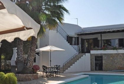 Traditional 5 bedroom Ibicencan villa for sale San Jose Ibiza 3