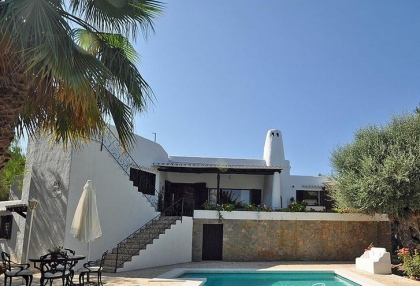 Traditional 5 bedroom Ibicencan villa for sale San Jose Ibiza 4