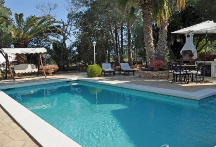 Traditional 5 bedroom Ibicencan villa for sale San Jose Ibiza 5