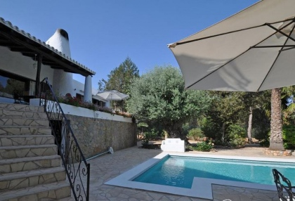 Traditional 5 bedroom Ibicencan villa for sale San Jose Ibiza 6
