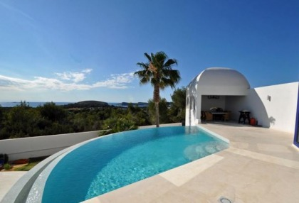 Modern villa in Cala Conta with sea and sunset views_4
