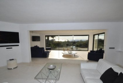 Modern villa in Cala Conta with sea and sunset views_7