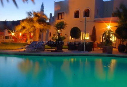 Ibizan detached villa for sale in San Jose with stone tower_5